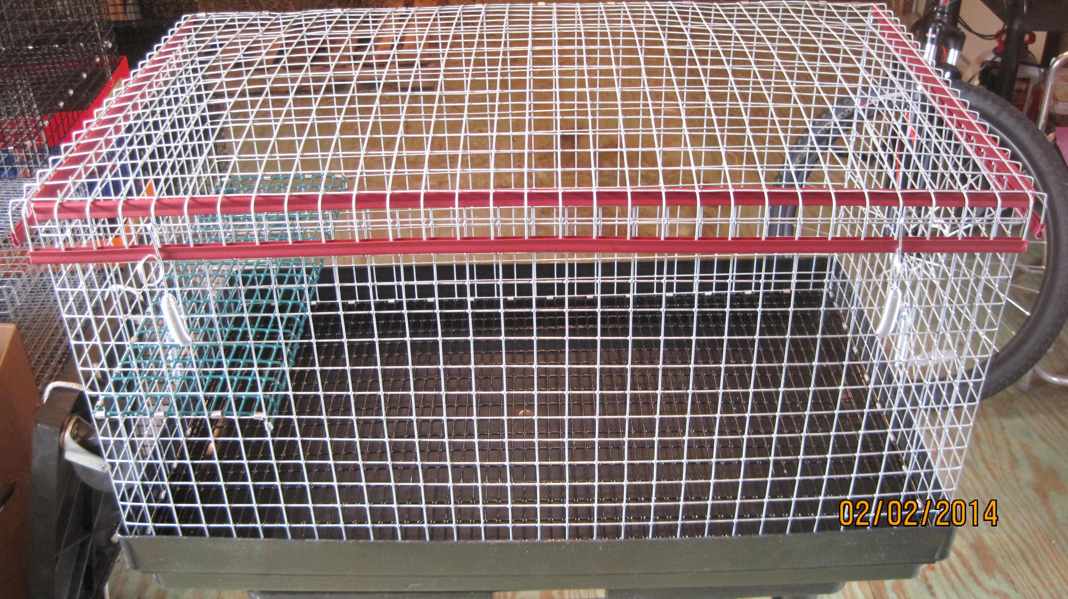 Cage Wire 12 X 2 - WIRE Center •
